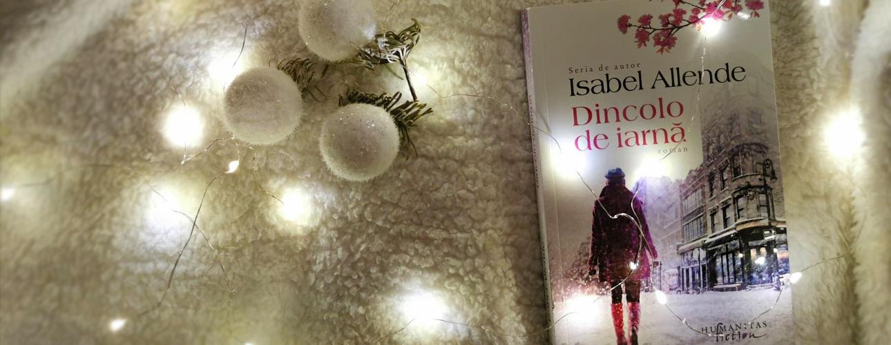 Dincolo de iarna, Isabel Allende