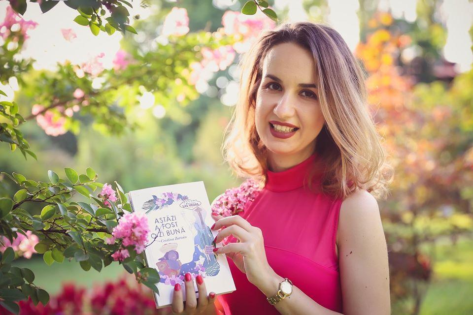 Cristina Zarioiu - Astazi a fost o zi buna