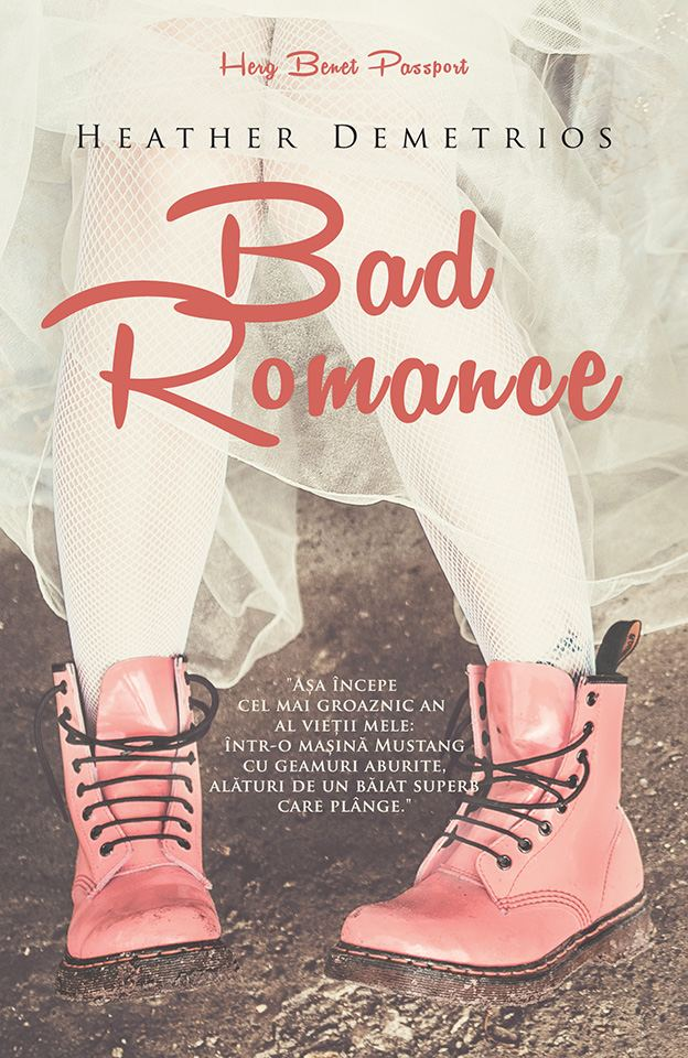 Bad Romance de Heather Demetrios