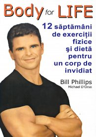 Body for life de Bill Phillips, Michael D'Orso