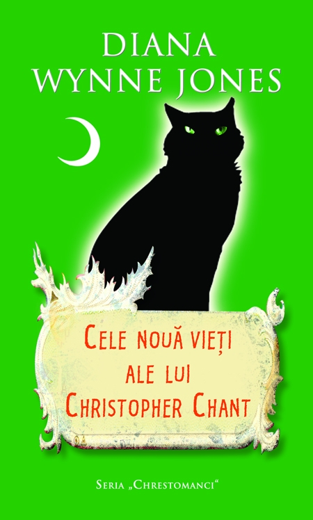 Cele noua vieti ale lui christopher chant de Diana Wynne Jones
