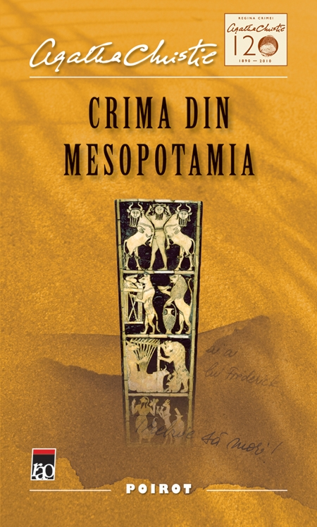 Crima in mesopotamia de Agatha Christie
