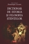 Dictionar de istoria si filosofia stiintelor de Dominique Lecourt