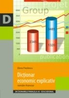 Dictionar economic explicativ roman-francez de Elena Predescu