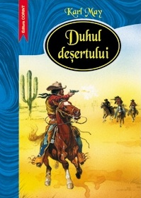 Duhul desertului de Karl May