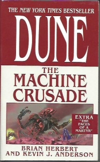 Dune - the machine crusade de Brian Herbert