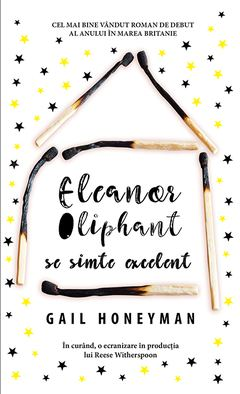 Eleanor Oliphant se simte excelent de Gail Honeyman