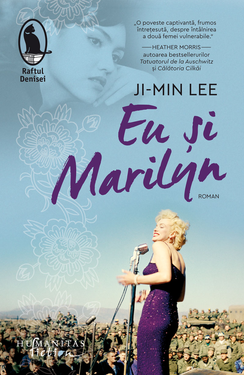 Eu și Marilyn de Ji-Min Lee