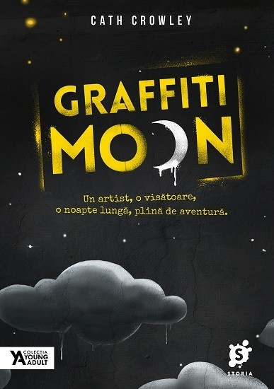 Graffiti Moon de Cath Crowley
