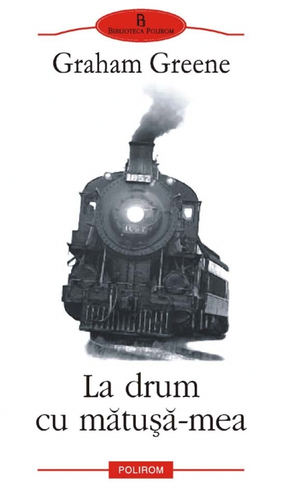 La drum cu matusa-mea de Graham Greene