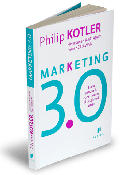 Marketing 3.0 de Philip Kotler