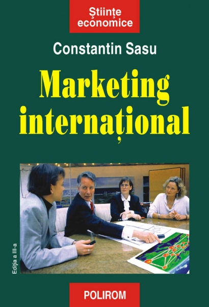 Marketing international de Constantin Sasu