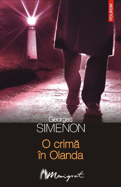 O crima in olanda de Georges Simenon