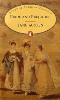 Pride and prejudice de Jane Austen