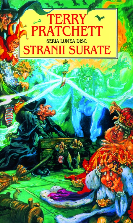 Stranii surate de Terry Pratchett