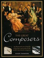 The great composers de Wendy Thompson