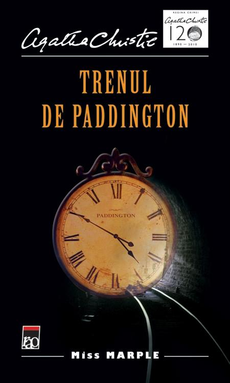 Trenul de paddington de Agatha Christie