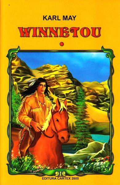 Winnetou (volumul i+ii+iii) de Karl May